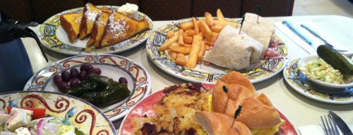 Rainbow Diner is one of The Best New Jersey Diners.