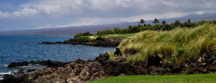 Mauna Kea Golf Course is one of Hawaii.