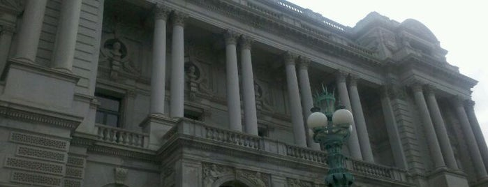 Library of Congress is one of Capitol Hill Essentials.