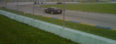 Homestead-Miami Speedway is one of My NASCAR.