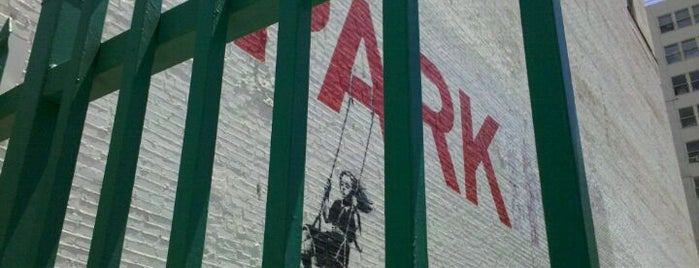 Banksy's Wall Art is one of Banksy does Los Angeles.