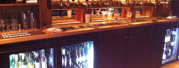 Novare Res Bier Cafe is one of Draft Mag's Top 100 Beer Bars (2012).