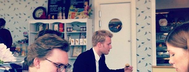 Välfärden - Kök & Kaffe is one of Lugares favoritos de Balázs.