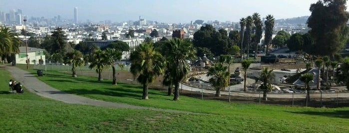 Mission Dolores Park is one of Great City By The Bay - San Francisco, CA #visitUS.