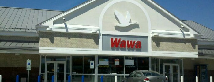 Wawa is one of Lieux qui ont plu à Kaili.