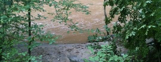 Wissahickon Creek is one of Lieux qui ont plu à Maddie.