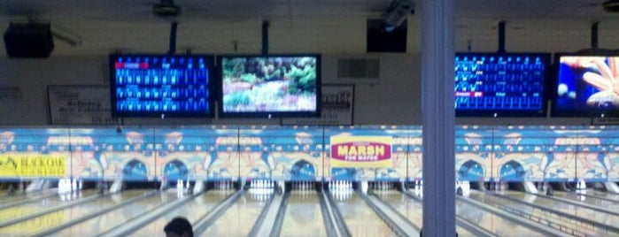 McHenry Bowl is one of Modesto.