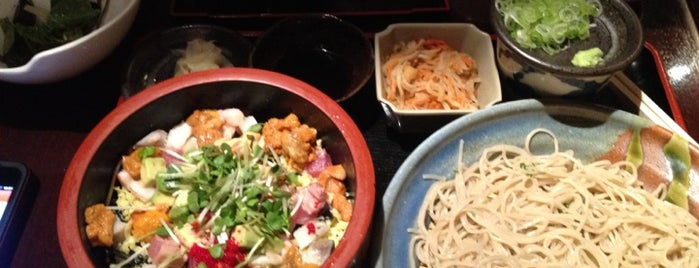 Soba Totto is one of The Best of Midtown East.