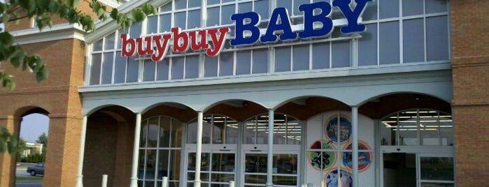 Buybuy Baby is one of Lugares favoritos de Paloma.