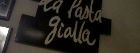 La Pasta Gialla is one of Butecos de BH.