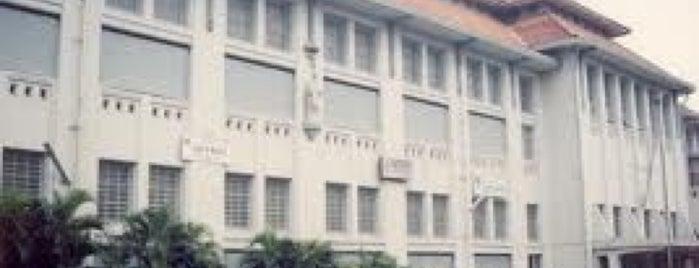SMPK Santa Maria Surabaya is one of Characteristic of Surabaya.