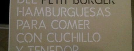 El Petit Burger is one of Burguers in Barcelona.