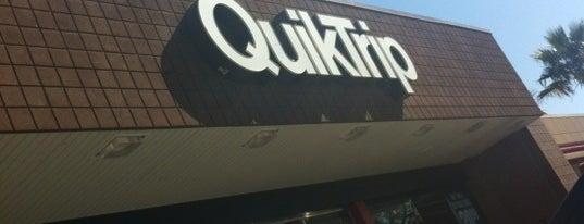 QuikTrip is one of Posti che sono piaciuti a Stephen G..