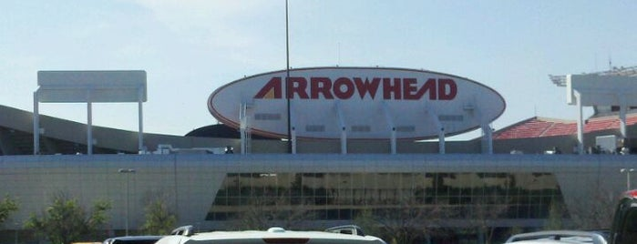 Arrowhead Stadium is one of NFL Stadium.