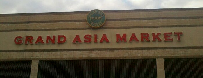 New Asia Market is one of Tom 님이 좋아한 장소.
