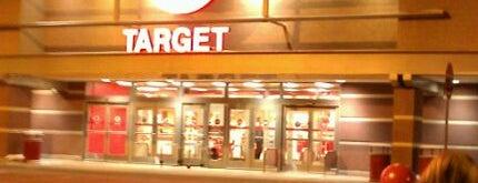 Target is one of Toby : понравившиеся места.
