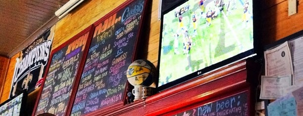 NOLA Bars to Watch Football