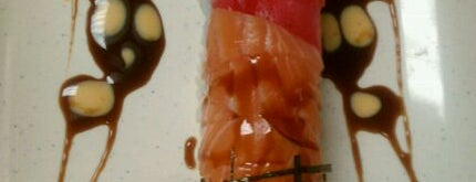 Sushi Yaro is one of Locais salvos de Gem.