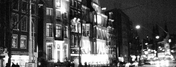 Alle tramhaltes van Amsterdam