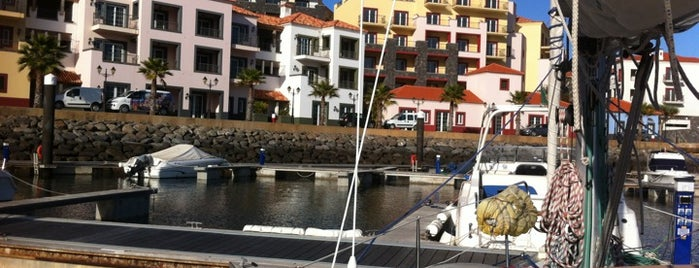 Marina da Quinta do Lorde is one of Madeira.