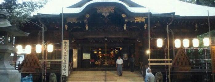雑司ヶ谷 鬼子母神 (鬼子母神堂) is one of Masahiro 님이 좋아한 장소.