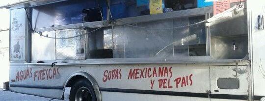 La Frontera Comida Mexicana (Taco Truck) is one of Eat Local.