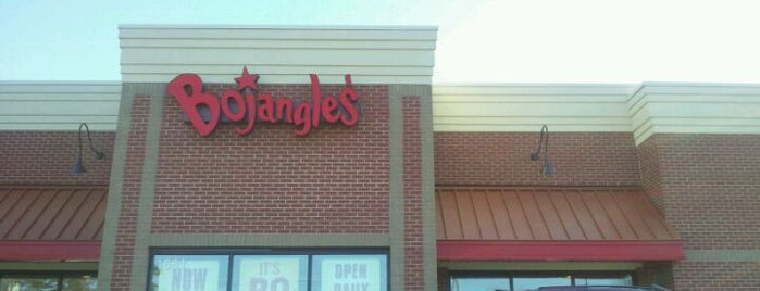 Bojangles' Famous Chicken 'n Biscuits is one of Tempat yang Disukai Michael.