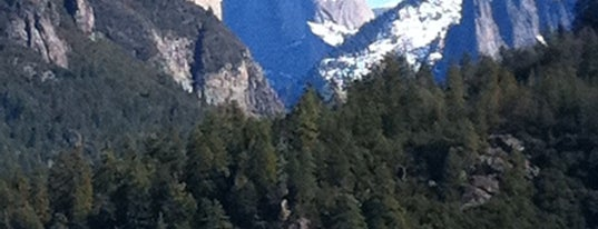 Half Dome View is one of Anthonyさんのお気に入りスポット.