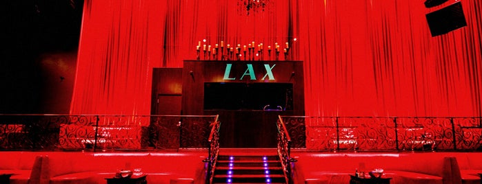 LAX Nightclub is one of Vegas Vacation.