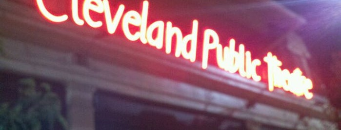 Cleveland Public Theatre is one of Come C Cleveland! #VisitUs.