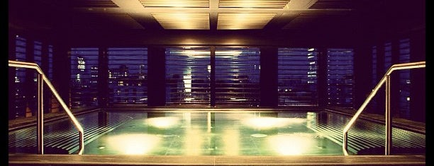 Spa at Armani Hotel is one of #YOLO.