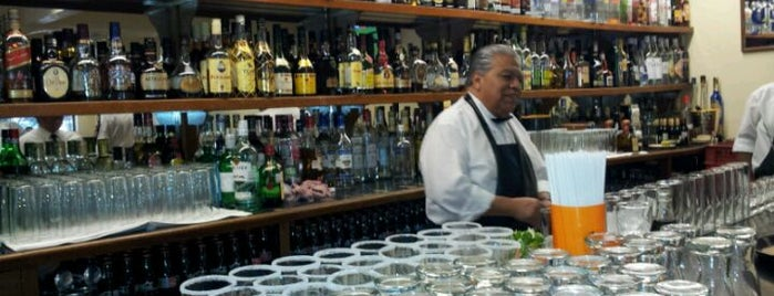 Restaurante - Bar Montejo is one of Drinks casuales.