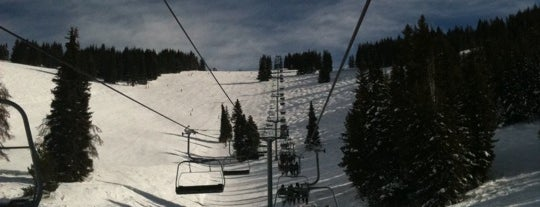 Vail Ski Resort is one of Best Places to Check out in United States Pt 2.