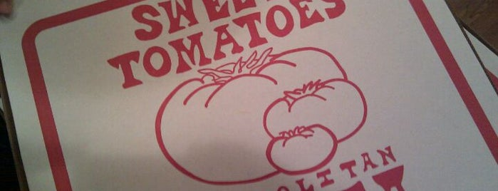 Sweet Tomatoes is one of Locais curtidos por Al.