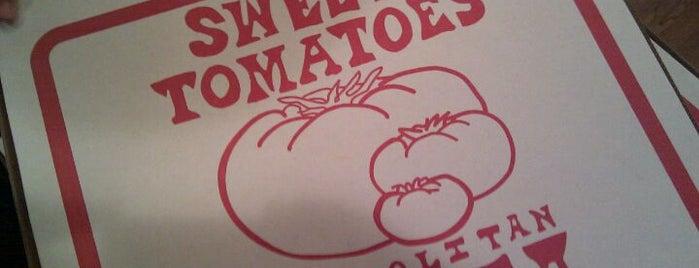 Sweet Tomatoes is one of Orte, die Al gefallen.