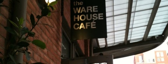 The Warehouse Cafe is one of Gespeicherte Orte von Lizzie.