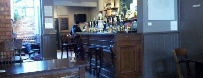 The Beer House is one of A Mancunian Craft Beer Trail....