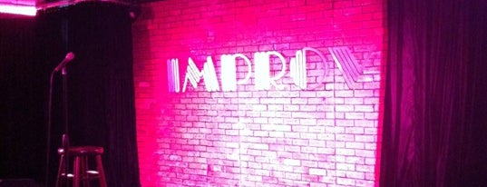 Improv Comedy Club is one of Dallas, Texas.