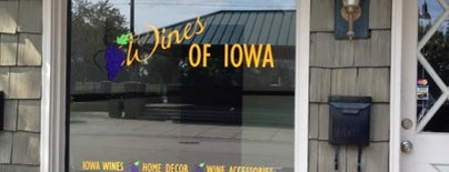 Wines Of Iowa is one of Lugares favoritos de Jeff.