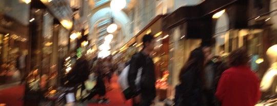 Burlington Arcade is one of London Boutique.