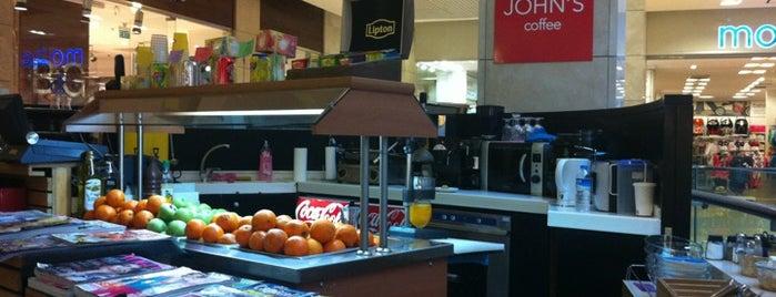 John's Coffee is one of Coffee Shop.