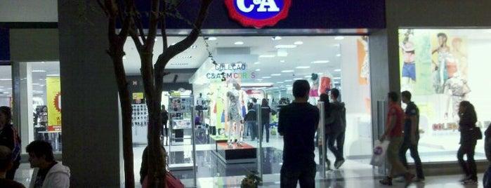 C&A is one of สถานที่ที่ Lygia ถูกใจ.