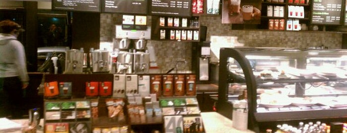 Starbucks is one of Jason's Liked Places.