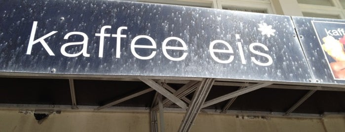 Kaffee Eis is one of Gelatos + Ice Cream!.