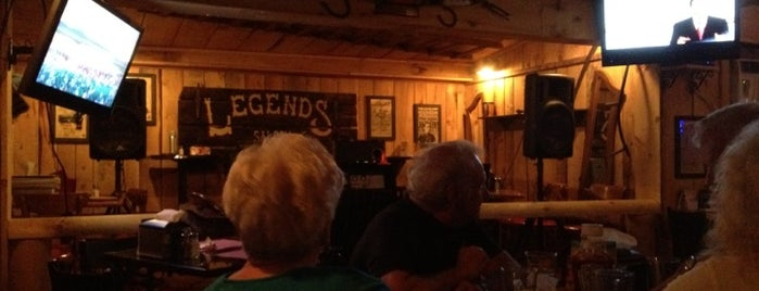 Legends Saloon is one of Gさんの保存済みスポット.