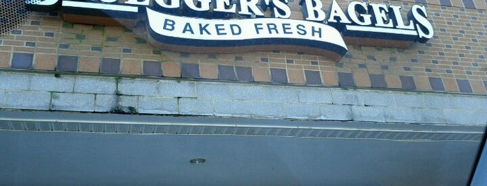 Bruegger's Bagel Bakery is one of Tracy's Liked Places.