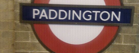 Paddington London Underground Station (District, Circle and Bakerloo lines) is one of Underground Stations in London.