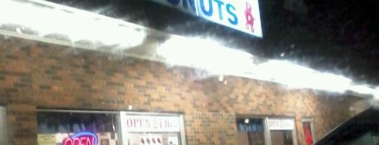 Old Town Donuts is one of Phil 님이 좋아한 장소.