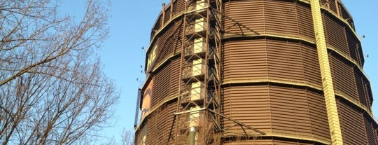 Gasometer is one of Alemania 2014.