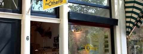 The Otherist is one of Amsterdam to-do list.